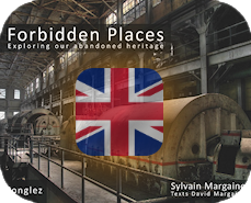[ Forbidden Places book is also available in English! ]