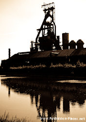 The Clabecq Steelworks - Click to enlarge!