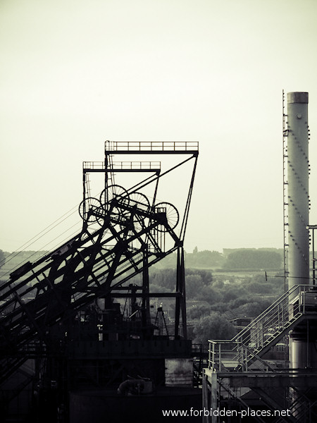 The Clabecq Steelworks - (c) Forbidden Places - Sylvain Margaine - 4