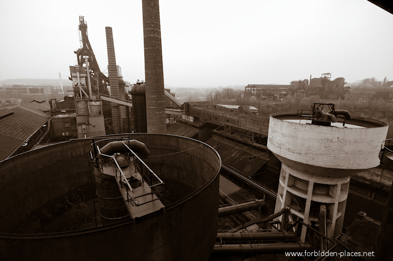 The Clabecq Steelworks - (c) Forbidden Places - Sylvain Margaine - 5
