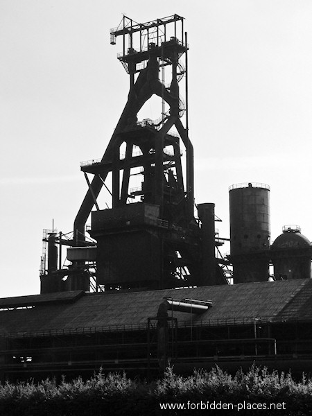 The Clabecq Steelworks - (c) Forbidden Places - Sylvain Margaine - 6