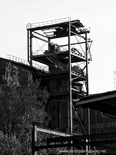 The Clabecq Steelworks - (c) Forbidden Places - Sylvain Margaine - 12