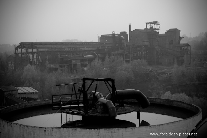 The Clabecq Steelworks - (c) Forbidden Places - Sylvain Margaine - 15