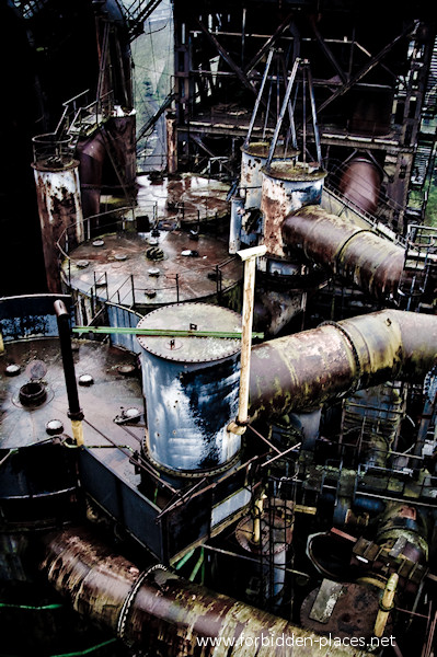 The Clabecq Steelworks - (c) Forbidden Places - Sylvain Margaine - 16