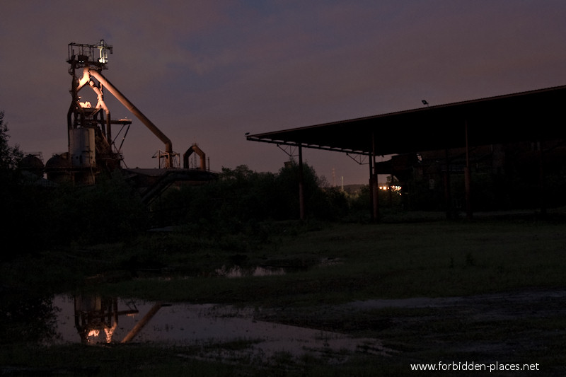 The Clabecq Steelworks - (c) Forbidden Places - Sylvain Margaine - 3