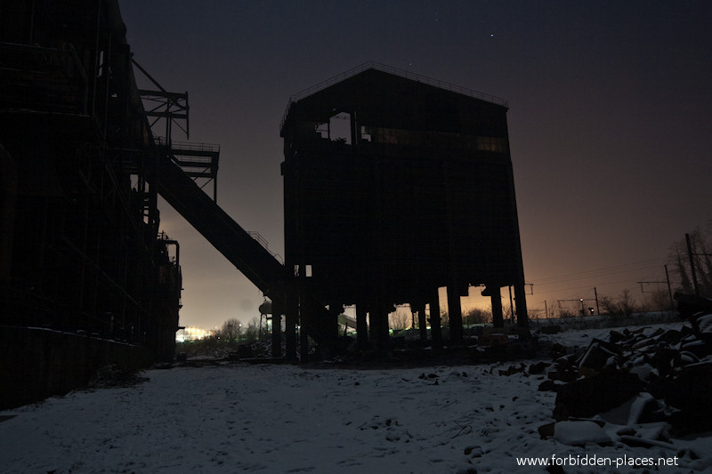 The Clabecq Steelworks - (c) Forbidden Places - Sylvain Margaine - 7