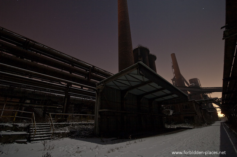 The Clabecq Steelworks - (c) Forbidden Places - Sylvain Margaine - 11