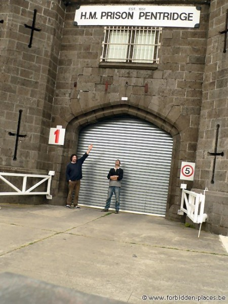 H.M. Melbourne's Pentridge prison - (c) Forbidden Places - Sylvain Margaine -