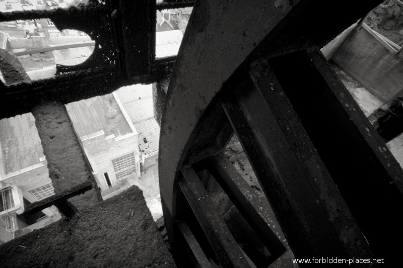 Hasard collieries, Cheratte - (c) Forbidden Places - Sylvain Margaine - 3
