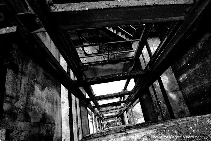 Hasard collieries, Cheratte - (c) Forbidden Places - Sylvain Margaine - 4