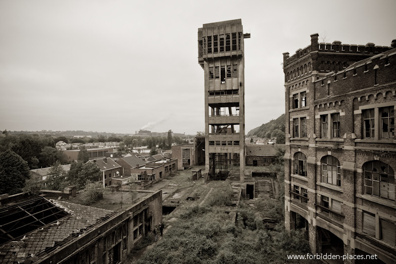 Hasard collieries, Cheratte - (c) Forbidden Places - Sylvain Margaine - 9