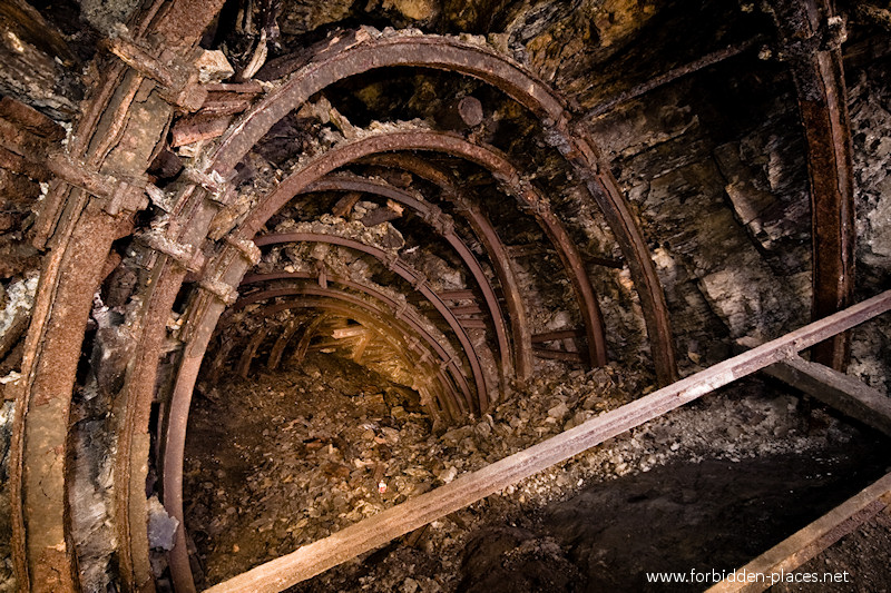 Hasard collieries, Cheratte - (c) Forbidden Places - Sylvain Margaine - 10