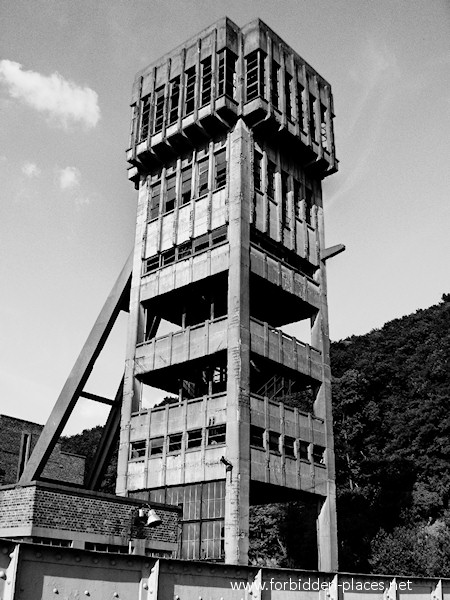 Hasard collieries, Cheratte - (c) Forbidden Places - Sylvain Margaine - 18