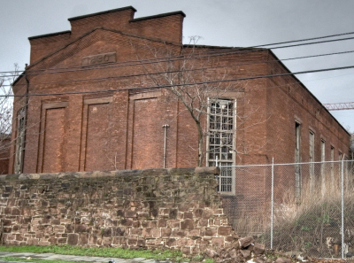 Old Newark county Jail - Click to enlarge!