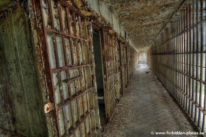 Old Newark county Jail - (c) Forbidden Places - Sylvain Margaine - 2