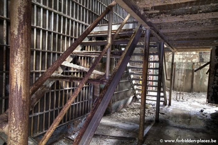 Old Newark county Jail - (c) Forbidden Places - Sylvain Margaine - 4