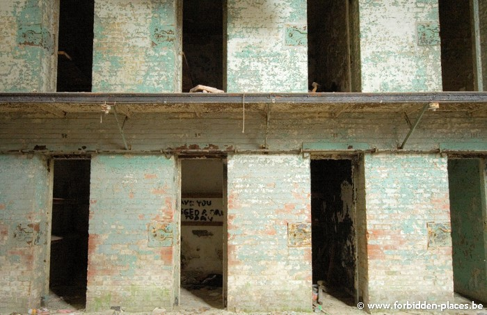 Old Newark county Jail - (c) Forbidden Places - Sylvain Margaine - 6
