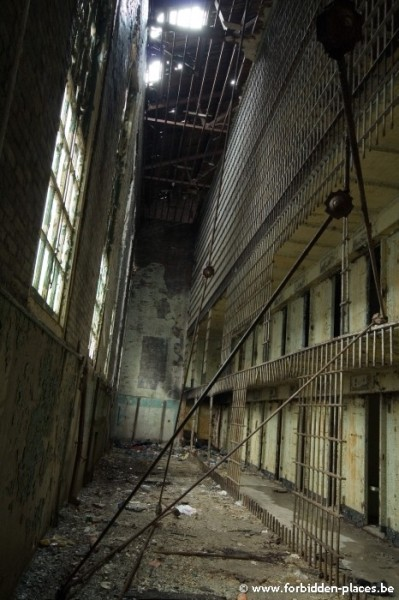 Old Newark county Jail - (c) Forbidden Places - Sylvain Margaine - 7