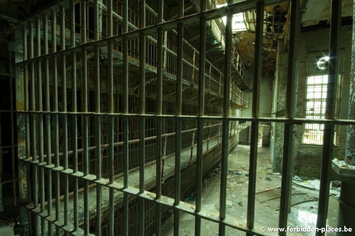 Old Newark county Jail - (c) Forbidden Places - Sylvain Margaine - 11.
