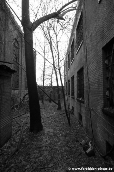 Old Newark county Jail - (c) Forbidden Places - Sylvain Margaine - 17.