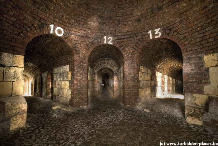 Maastricht casemates - (c) Forbidden Places - Sylvain Margaine - Where do we go now?