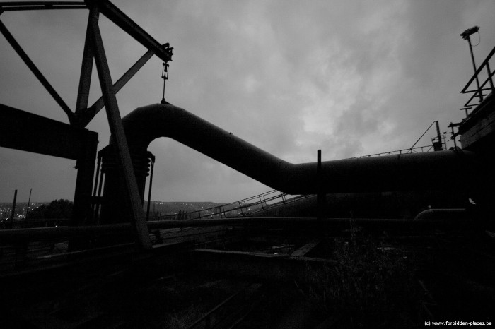 The mysterious steelworks - (c) Forbidden Places - Sylvain Margaine - ...