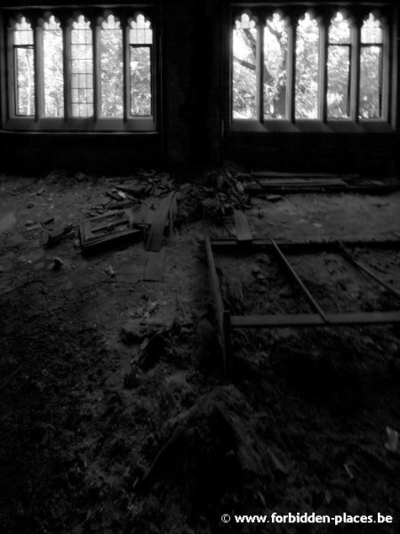 Gary, Indiana, ghost town - (c) Forbidden Places - Sylvain Margaine - 4