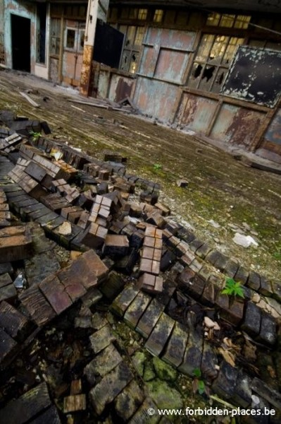Gary, Indiana, ghost town - (c) Forbidden Places - Sylvain Margaine - 12