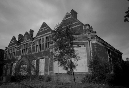 Hellingly hospital (East sussex mental asylum) - Click to enlarge!