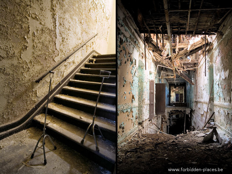 Hudson River State Hospital - (c) Forbidden Places - Sylvain Margaine - 21 - Movement