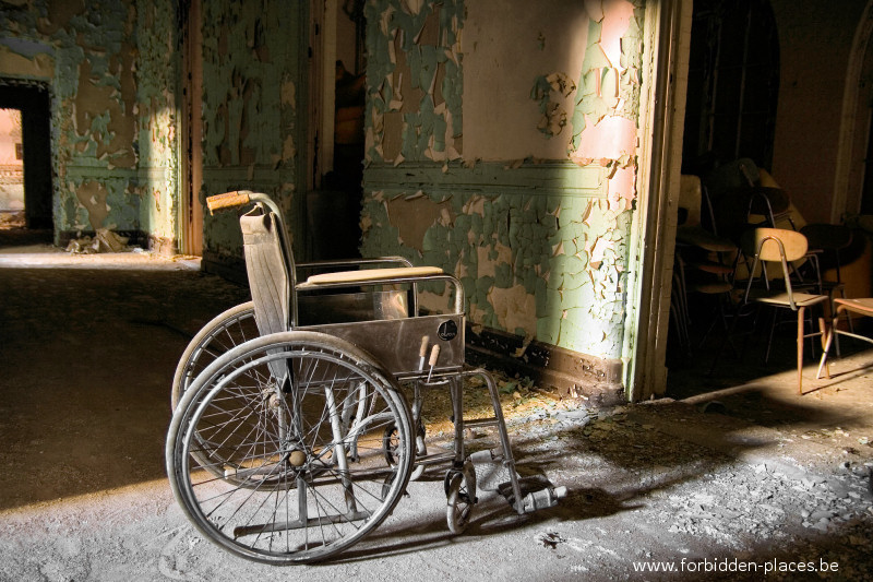 Hudson River State Hospital - (c) Forbidden Places - Sylvain Margaine - 24