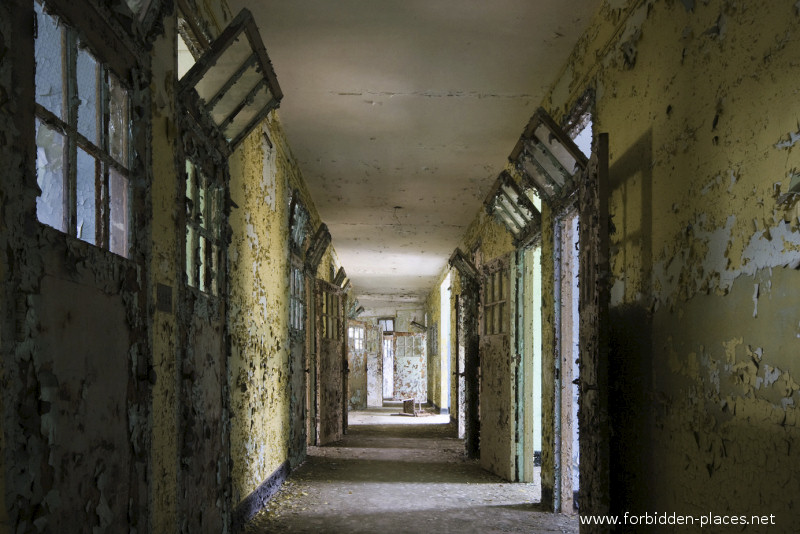 New Jersey State Hospital for the Insane - (c) Forbidden Places - Sylvain Margaine - 29