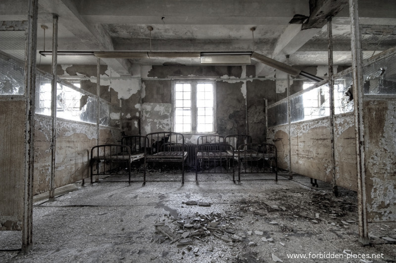 New Jersey State Hospital for the Insane - (c) Forbidden Places - Sylvain Margaine - 32