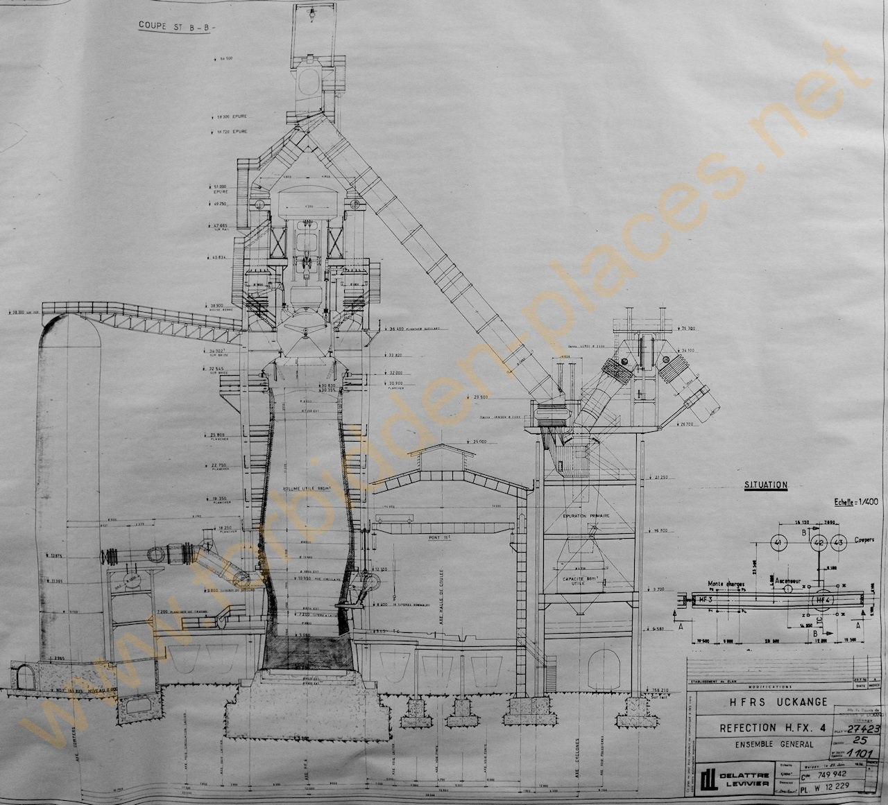 urban exploration uckange blast furnace