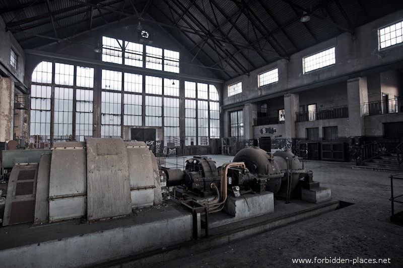 Uckange Blast Furnace - (c) Forbidden Places - Sylvain Margaine - 17 - Power plant VII.