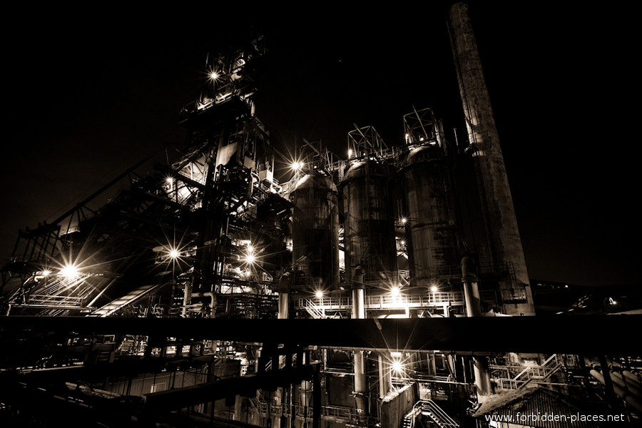 CdK's Blast Furnace - (c) Forbidden Places - Sylvain Margaine - 19 - The beast