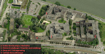 Val Beno�t's University - Click to enlarge!