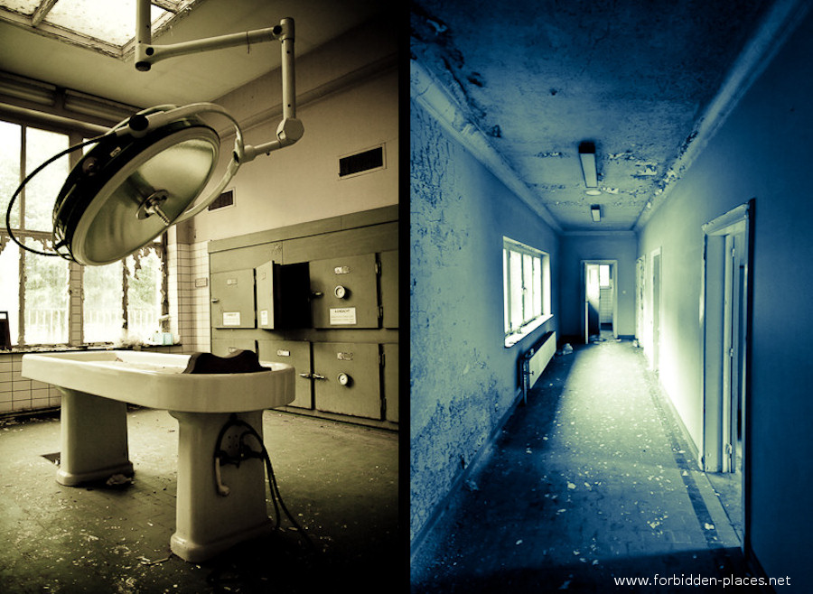 Antwerp's Forensic Institute - (c) Forbidden Places - Sylvain Margaine - 9 - Atmosphere.