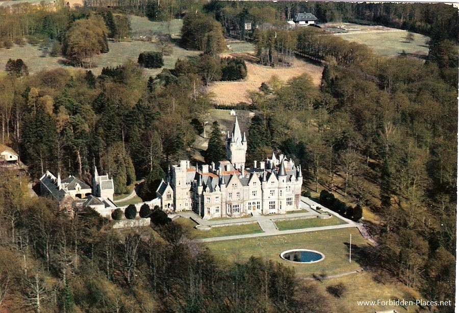 The chateau de noisy